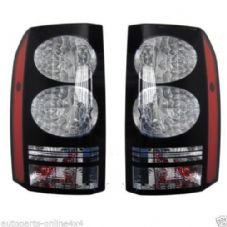 Land Rover Discovery 3 & 4 - VALEO - LED Rear Brake Lights BLACK